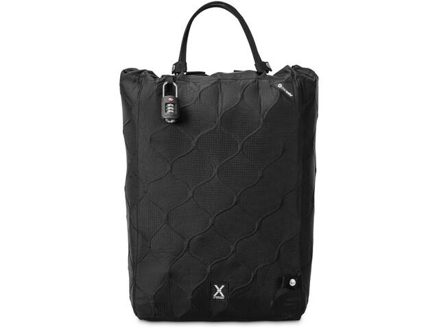 Pacsafe Travelsafe X25 Portable Safe & Pack Insert Black